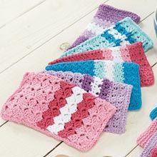 Sunkissed Crochet Dishcloth Crochet Yarn Kit
