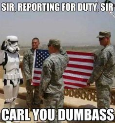 """25 funny """"Dammit Carl"""" memes that just can't be unseen. 9gag Funny, Funny Army Memes, Army Jokes, Military Jokes, Army Humor, Really Funny Memes, Stupid Funny Memes, Funny Laugh, Hilarious"""