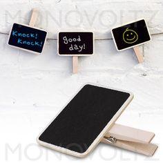 Cute Little Chalkboards