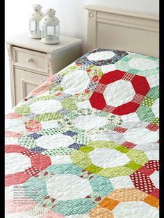 Love Patchwork & Quilting, Issue 8