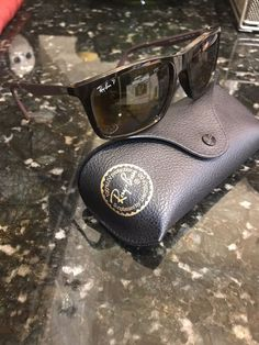 75b1dc5d0a9 New pair of Ray Ban Polarized sunglasses model Comes with Ray Ban hardcase.
