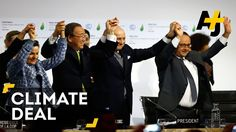 World Reaches Historic Climate Change Agreement At COP21