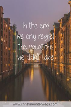 One of my favorites on the subject travel! More you find in mine under wwwchristineunte The post One of my favorite # Quotes on M … appeared first on Woman Casual - Life Quotes Vacation Quotes, Best Travel Quotes, Wanderlust Quotes, Wanderlust Travel, Adventure Quotes, Adventure Travel, Travel Images, Travel Photos, Excursion
