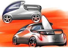Car Design Academy - Design Sketch