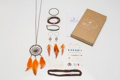 Kit DIY amérindien www.clairebourdon.com/shop