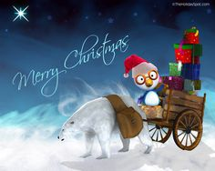 Merry Christmas Wallpaper | is a collection of merry christmas wallpaper for your desktop choose ...