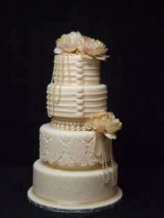 The Brides Dress  ~ all edible and gorg!