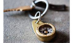 Key Ring Compass - Kaufmann Mercantile #fallfavoritesKM