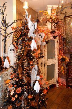 halloween traditional spaces houston regina gust designs