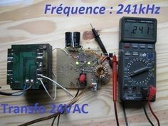 ampli classe d 50w a 300w schema 2 Walkie Talkie, Box Design, Mp3 Player, Audio Amplifier