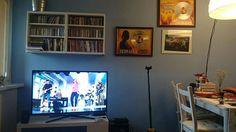 ... to dopiero ciekawy widok w mieszkaniu :D Luly w tv :D Otrzymaliśmy taką elegancką fotę ! Aż żal by było jej nie pokazać