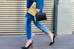 The 'It' Items & Brands Street-Style Stars Will Be Wearing at NYFW #RueNow