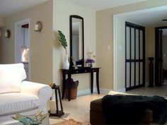 several ideas for updating 80's mirror closet doors to fresher look