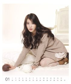 IU.  love that hair