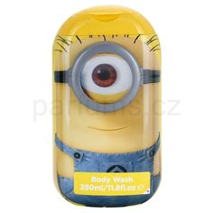 Minions Wash sprchový gel (Not Suitable for Children under 3 Years) 350 ml