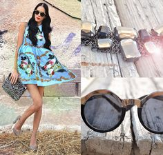 Www.Romwe.Com Dress, Www.Stores.Ebay.Com/Zero Uv Sunglasses Sunglasses, Zara Heels