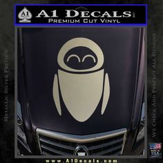 Eve from Wall-e D1 Decal Sticker | » A1 Decals