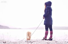 Hunting License study – ©Liss Explore Outdoors #winter #sweden ##winterwonderlandstår-åskasjön #lake #frozen #lapphund #finsklapphund #landscape #örnsköldsvik #norrland #naturelovers #outdoors #friluftsliv #norwegian #polar