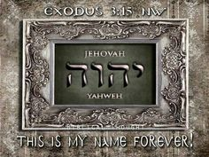 "What about God's own name? That name is no mere title or label. It represents Jehovah God, embracing all his qualities. Hence, the Bible tells us that his ""name is holy."" The Mosaic Law made it a capital offense to profane God's name. Jehovah Names, Names Of God, Psalm 110, Psalms, Jehovah S Witnesses, Jehovah Witness, Bible Translations, Bible Knowledge, Bible Truth"
