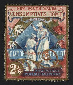 2sh6p Consumptive Home single Place: New South Wales (British colony; Australian state) 1897.
