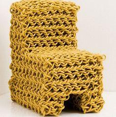 Umstrickte Sitz Möbel Hocker Design Irland | Strickliesel | Pinterest |  Hocker, Wohntrends Und Strickliesel