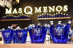 Premium water Solan de Cabras UK Launch at Mas Q Menos in Soho