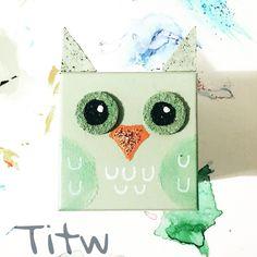 Favor Box - Owl