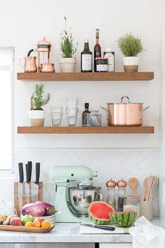 100 Layer Cake kitchen essentials with /crateandbarrel/ #CrateWedding