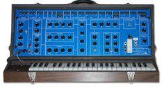 1971 EML ElectroComp model 100 synthesizer