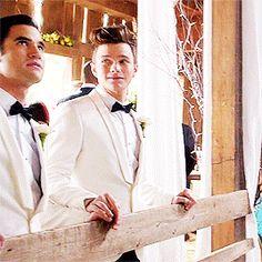 The Amazing Klaine Wedding / Thank You, Glee, for Kurt and Blaine.