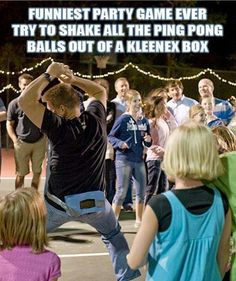 Shake it out game