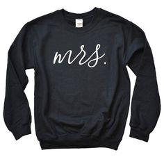 Cozy Mrs Sweatshirt – Cambridge Avenue Design