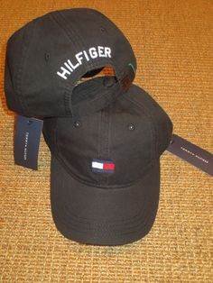 fd08b6826d0 Tommy Hilfiger Baseball Cap Sport Cotton Hats for Men