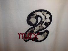 Max birthday shirt