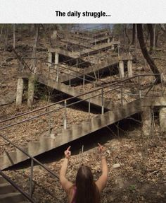 Neverending Stairs