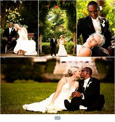 Ault Park Wedding - photos by Fyrefly Photography, planning by Aviva Events.