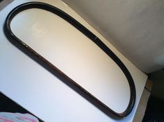 IHC TRUCK REAR WINDOW METAL TRIM 1937-40 INTERNATIONAL HARVESTER