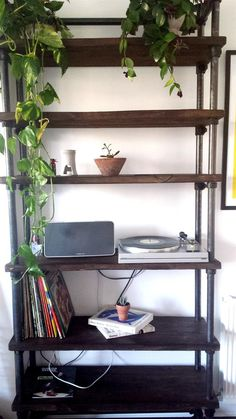 10 best scaffold shelving images industrial furniture pipes rh pinterest com