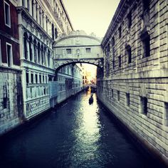 Bridge of Sighs, Venice Venice, Bridges, Holidays, Holidays Events, Venice Italy, Holiday, Vacation, Annual Leave, Vacations