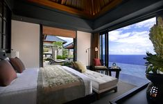 Cliff Edge Ocean View Villa. © Banyan Tree Hotels & Resorts