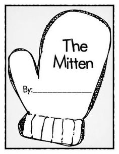 The Mitten Class Book FREE
