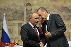 Turkey-Russia Pact Threatens Western Interests in the Middle East