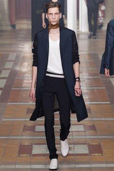 #Menswear #Trends LANVIN Primavera Verano 2015 Spring Summer #Tendencias #Moda Hombre