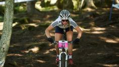 Alice Barnes finished 10th at round two of the under-23 UCI Mountain Bike World Cup Cross-country in Albstadt, Germany.