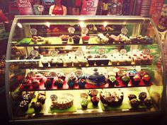 Cupcakes in London!