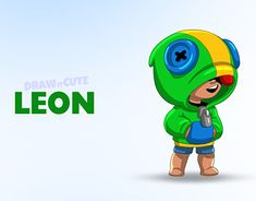 How to draw Leon super easy Star Party, Jobs Apps, Tech Gifts, Baby Costumes, Easy Drawings, Art Lessons, Game Art, Super Easy, Stars