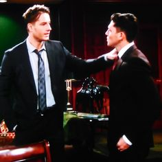 Adam summons Noah to his office and tells him he only wants to hear one thing...that Noah had nothing to do with Billy's accident.  Noah tells Adam that he was the driver involved in Billy's hit and run incident.