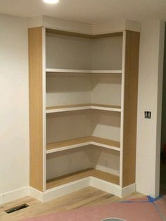 built in bookshelves from ikea billy bookcaseshow to do it diy repurposing pinterest ikea billy magnolia and ikea hack - Built In Bookshelves Diy