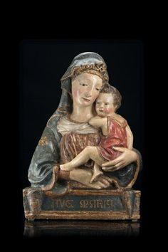 Lorenzo Ghiberti, Global Art, Art Market, Madonna, Father, Auction, Statue, Children, Artist