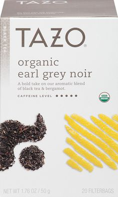 organic earl grey noir